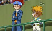 Yu and Gingka