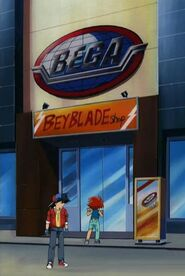 BEGA Beyblade - Shop