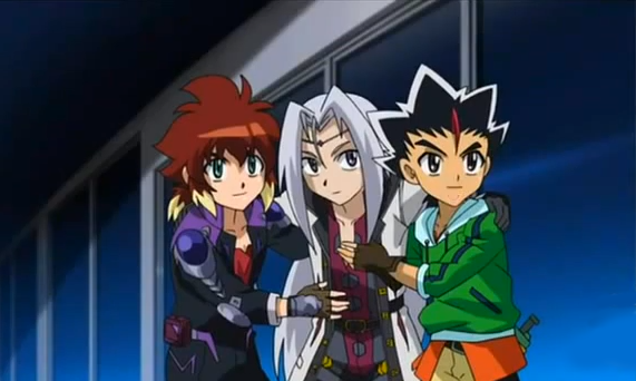 Image - Masamune and Zeo save Toby.png | Beyblade Wiki ...