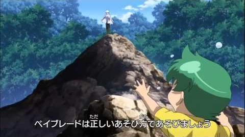 Beyblade 4D - Episode 7 Kenta's Determination - Preview