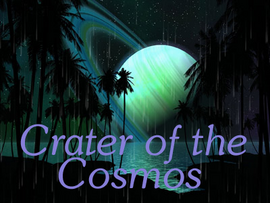 Crater of the Cosmos