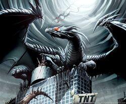 A Dark Dragon