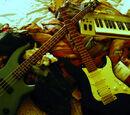 The Yamaha Electric Guitar