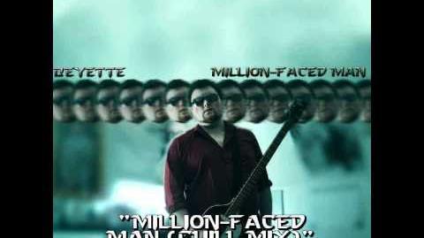 Beyette - Million-Faced Man (Chill Mix)