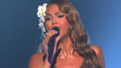 Beyoncé - Listen (GRAMMYs on CBS)