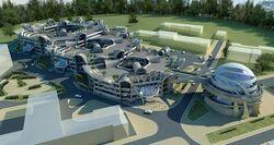 Otelam Hospital of Superhumans