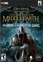Lotr rise of witch king box