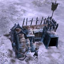Isengard forge