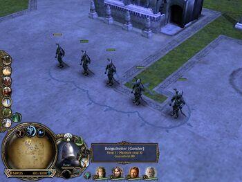 Gondor Archers (Line formation)