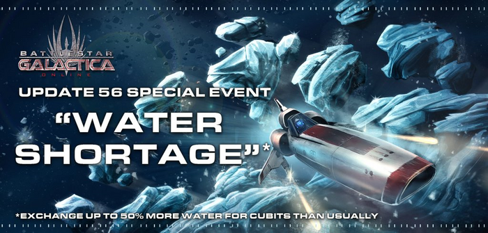 Water Shortage Special Event Image