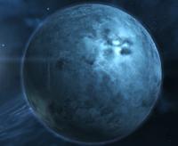 Alpha Extigens System Planet Image