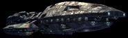 Battlestar Pegasus No 07