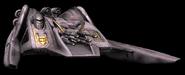 Cylon Heavy Raider No 04