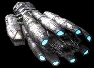 Battlestar Pegasus No 05