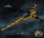 Gold viper mk.VII