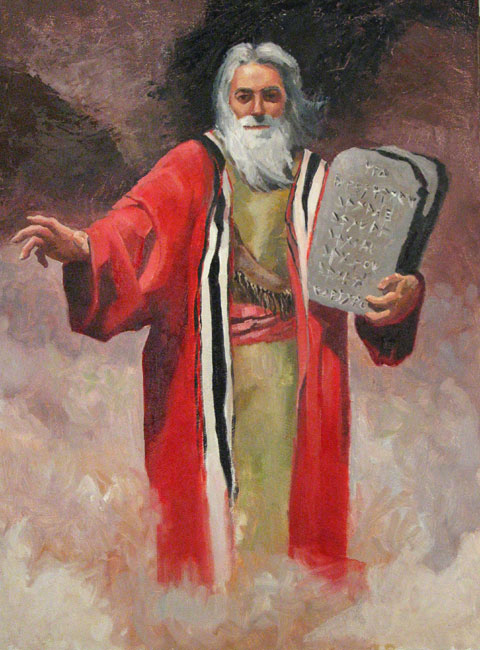 Moses | Bible Wiki | F...