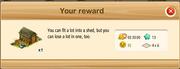 Decor reward 1