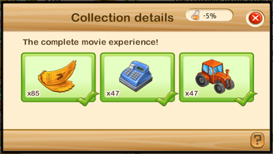 Movie Experience Collection