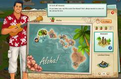 Hint of Hawaii