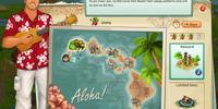 A hint of Hawaii