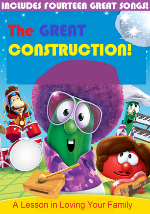 The Great Construction DVD cover