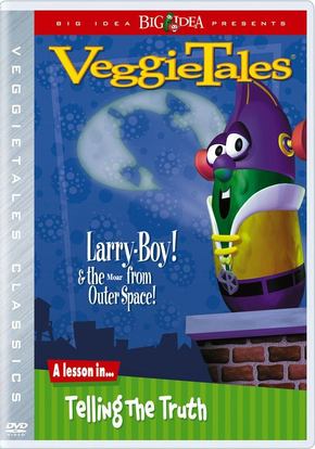 Larryboy and the Moar from Outerspace DVD cover