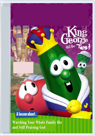 King George and the Toast DVD