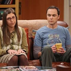 Amy can't tell Sheldon he is annoying.