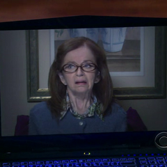 Amy's mother is terrified by the report of their coitus.