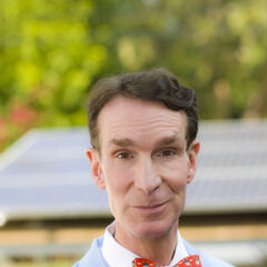 Bill Nye the Science Guy.