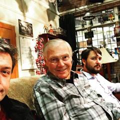 John, Adam and Wil.