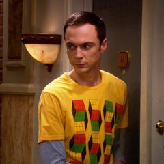 Sheldon realizes his mother would not approve of his procreation idea.