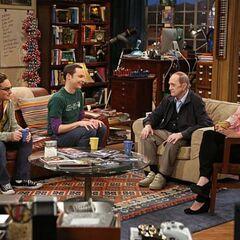 Sheldon is explaining his ten favorite Professor Proton episodes.