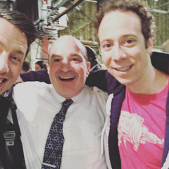 Stuart, Kripke and their science guy.