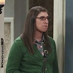 Amy unhappy with Sheldon..