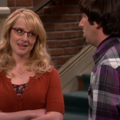 Bernadette doesn't want to hear Howard complaining about signing a contract with Sheldon.