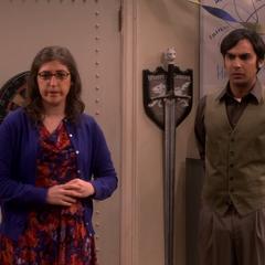 After Sheldon ran away.