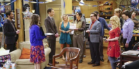 Sheldon Lee Cooper's Birthday Party