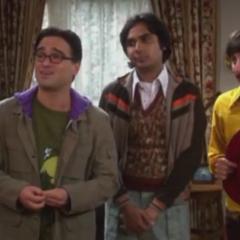 Come back, Sheldon.