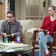Sheldon's apology tour.