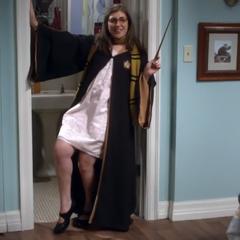 Sexy Amy wizard.