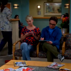 They didn't tell Sheldon he was going into the hospital.