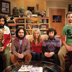 A very hairy bunch of geeks.