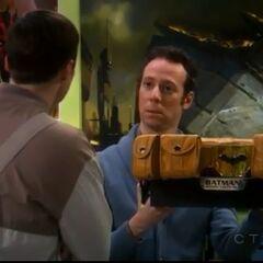 Stuart also suggests the Batman Utility Belt as a gift.