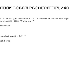Chuck Lorre Productions, #401.