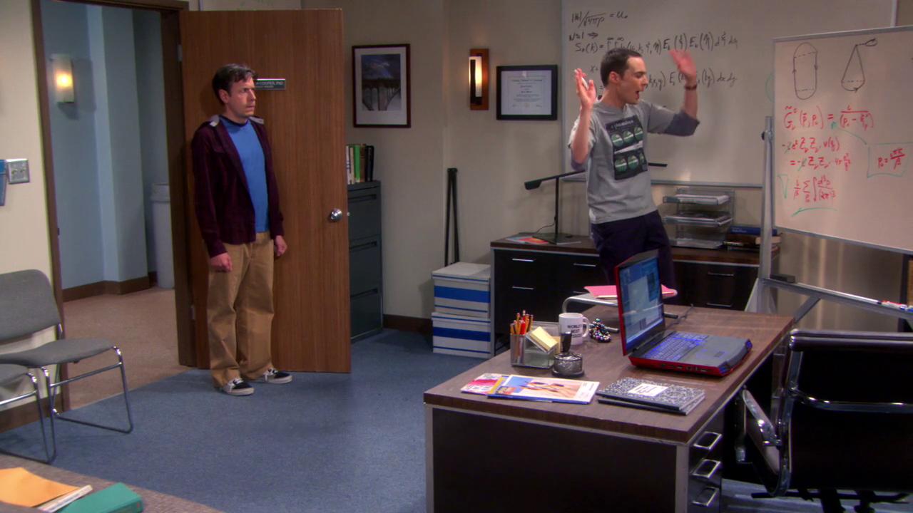 The Cooper Kripke Inversion The Big Bang Theory Wiki