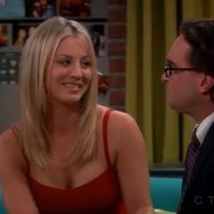 Leonard Hofstadter. Will you be my Valentine?