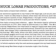 Chuck Lorre Productions, #270.