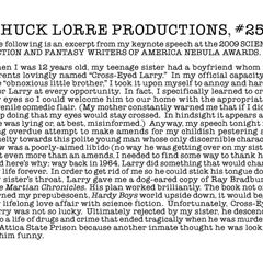 Chuck Lorre Productions, #252.