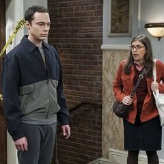 Sheldon has a classic dilemma. 4A or 4B?